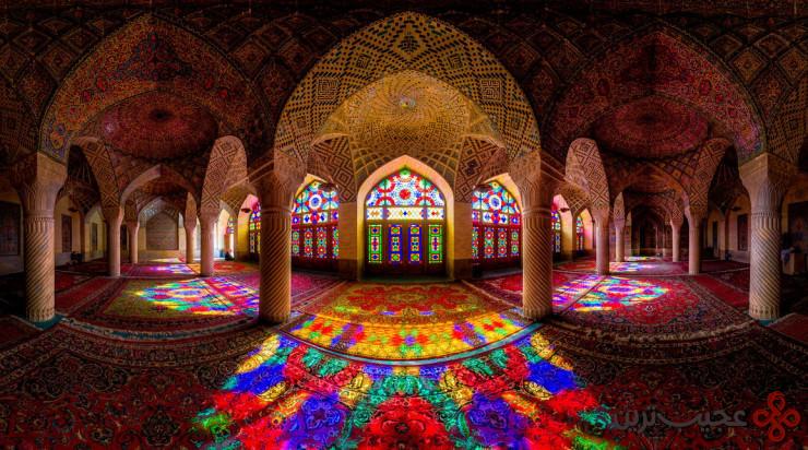 مسجد نصیرالملک 3