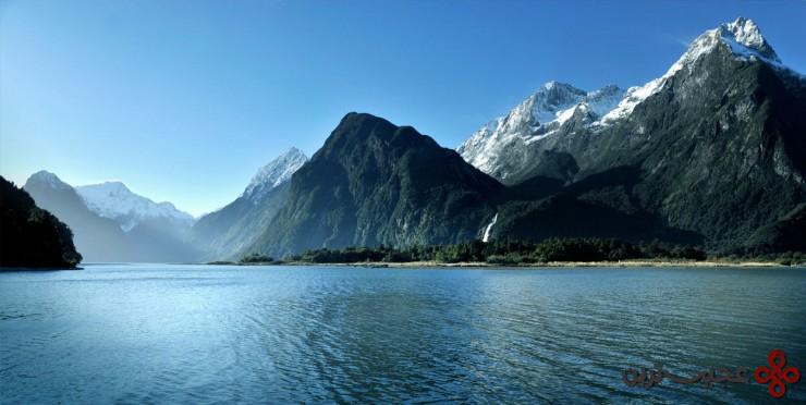 میلفورد ساند(milford sound)، جزیره جنوبی، نیوزیلند4