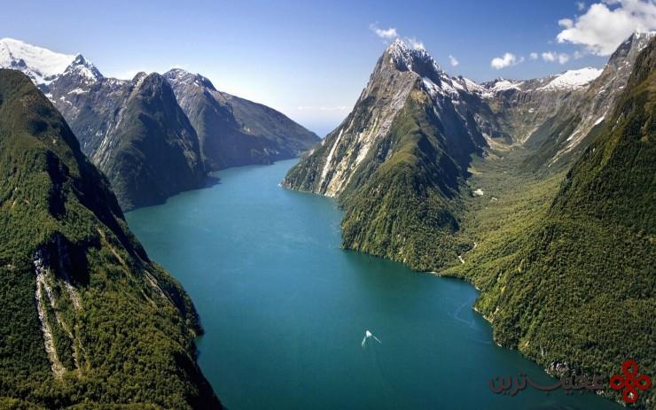 میلفورد ساند(milford sound)، جزیره جنوبی، نیوزیلند5