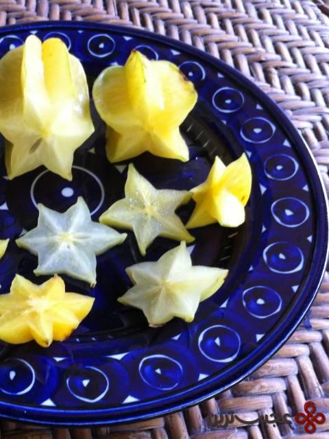 میوهٔ ستاره
