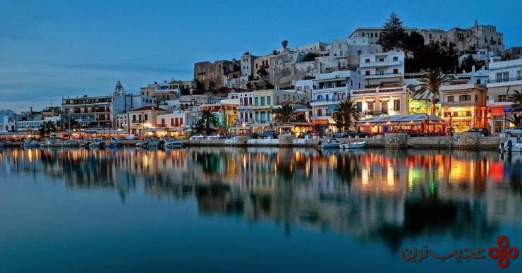 ناکسوس (naxos)، یونان