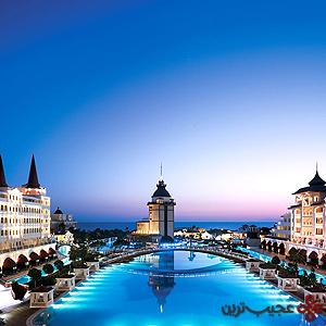هتل قصر مردان