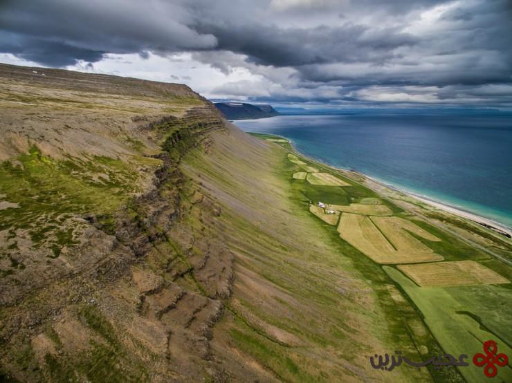 وستفیوردز (westfjords)، ایسلند