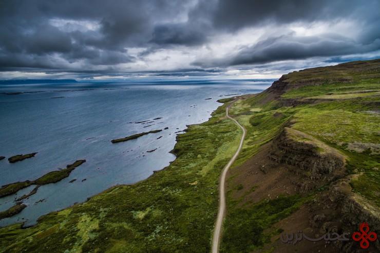 وستفیوردز (westfjords)، ایسلند2