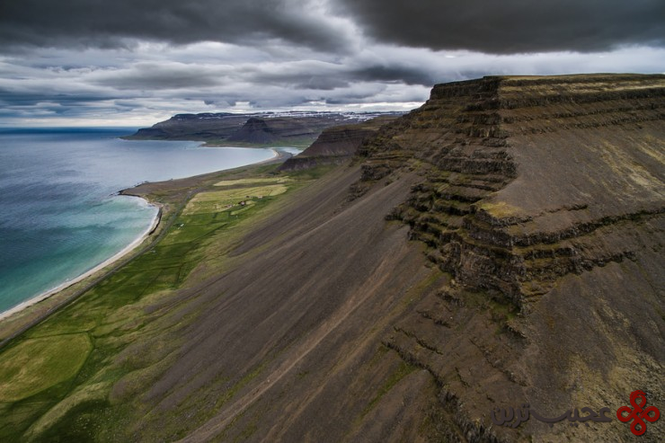 وستفیوردز (westfjords)، ایسلند3