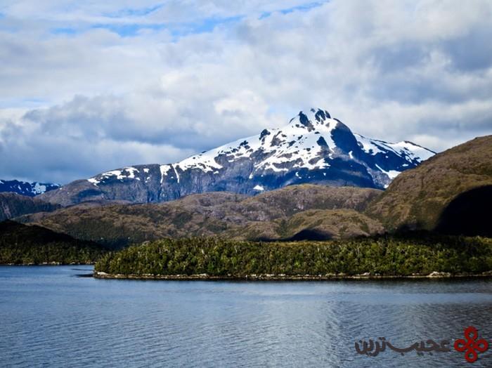 پاتاگونیا (patagonia)، 5شیلی