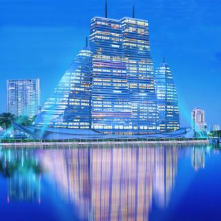 کاور ۱۰ تا از عجیبترین ساختمان های جهان!
