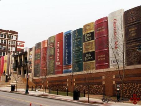 کتابخانهٔ عمومی کانزاس سیتی