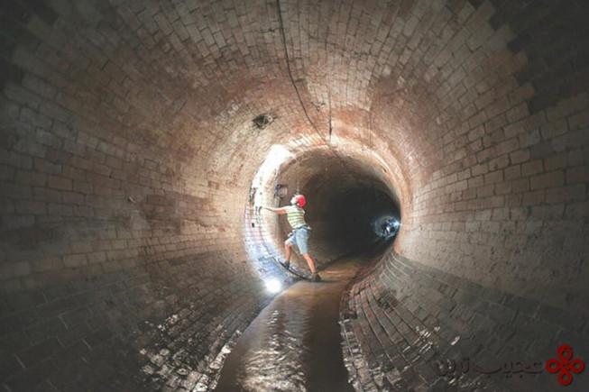 گردشگاه زیرزمینی