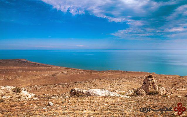 1 دریاچه کاسپیتن