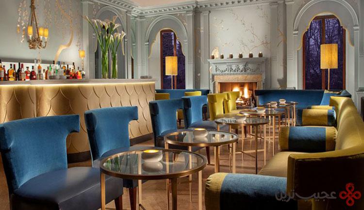 12 هتل کروملیکس اندی مورای