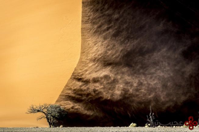 5 صحرای نامیب، نامیبیا