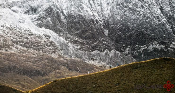 6 اسنودونیا (snowdonia)، ولز شمالی