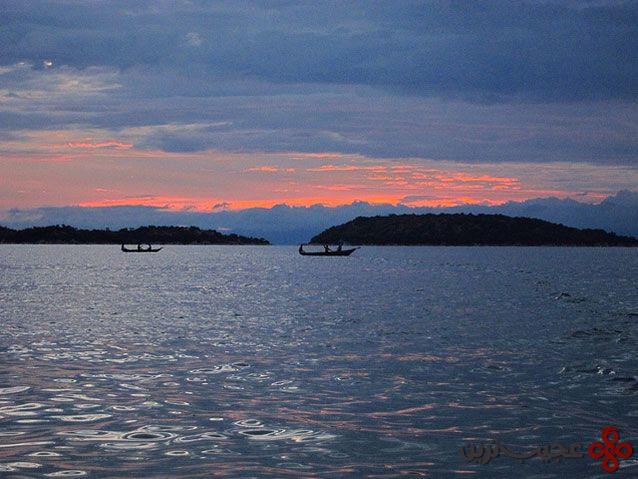 6 دریاچه تانگانیکا