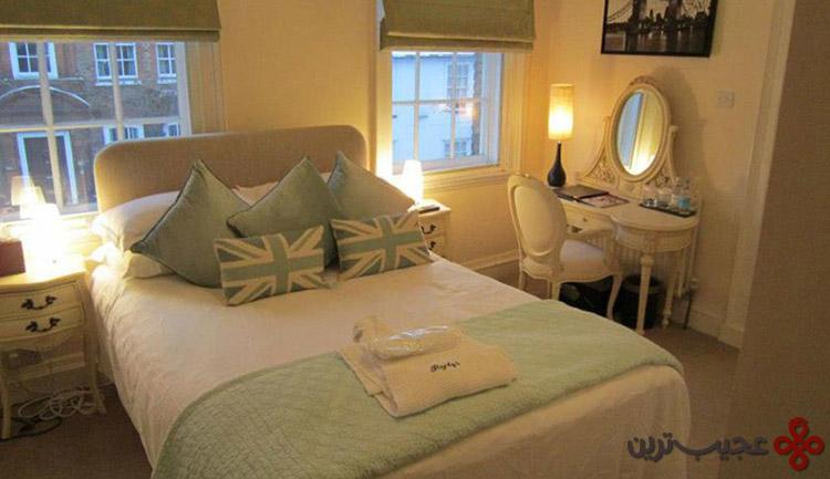 9 هتل ریگزبی روپرت گرینت