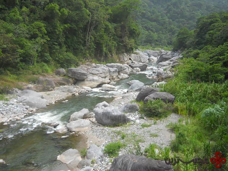 rio cangrejal، هندوراس