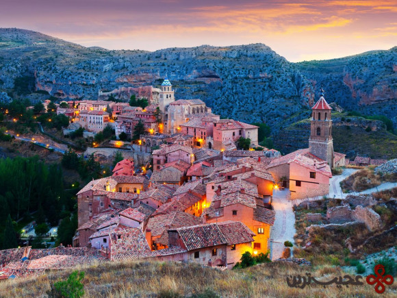آلباراسین (Albarracín)، اسپانیا