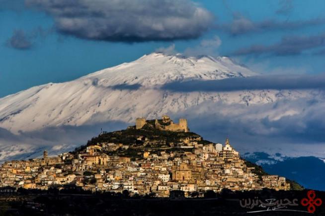 اتنا، ایتالیا 1