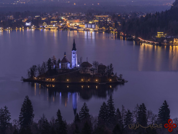 بلد (Bled)، اسلوونی