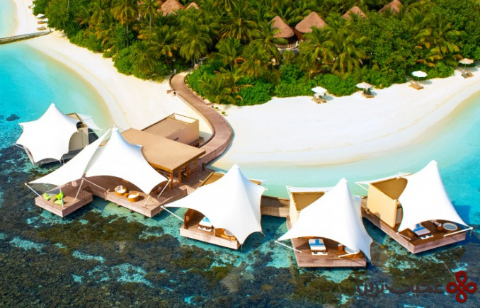 تفرجگاه w retreat & spa maldives 1