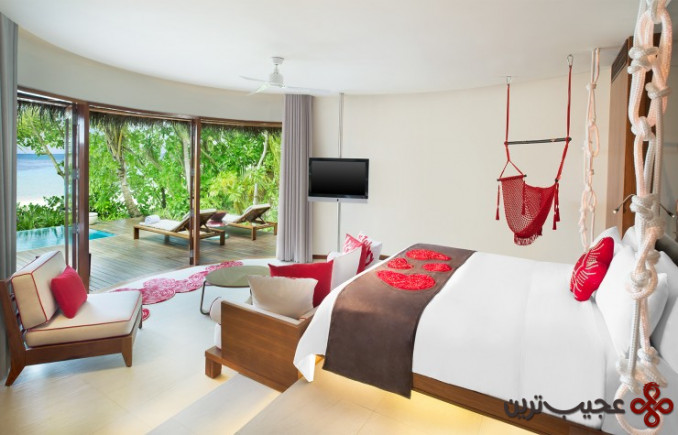 تفرجگاه w retreat & spa maldives 2