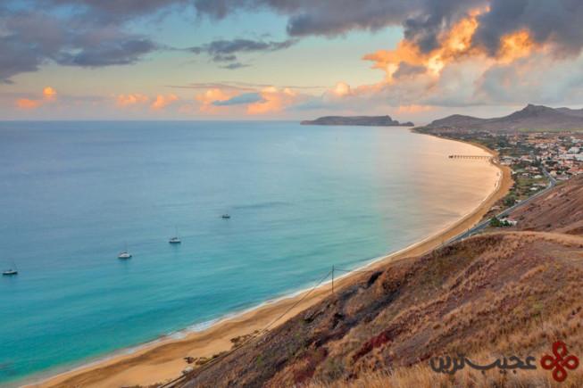 جزیره پورتو سانتو، پرتغال 3