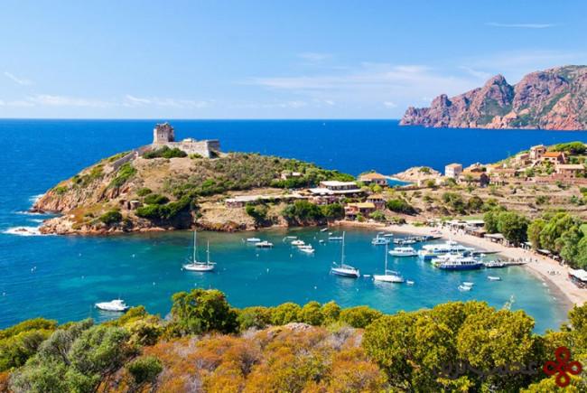 جزیره کرس، فرانسه 3