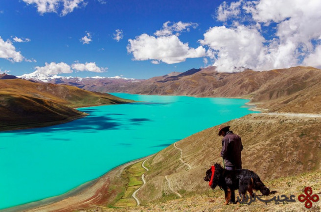 دریاچهٔ یامدراک 1