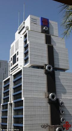 ساختمان روبات، بانکوک۱