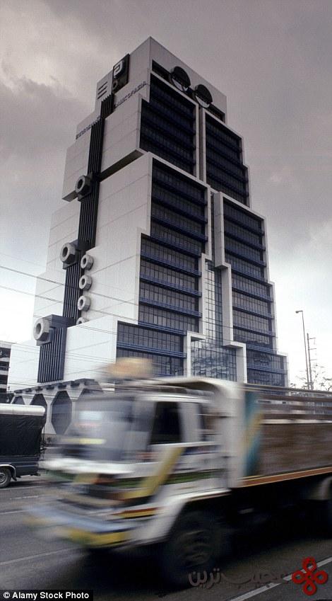 ساختمان روبات، بانکوک