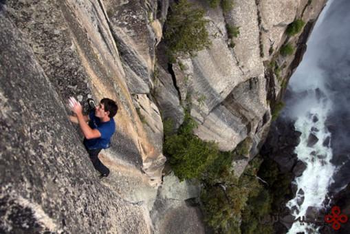 صعود رایگان با طناب از هالف دام؛ درهٔ یوسمیتی 2
