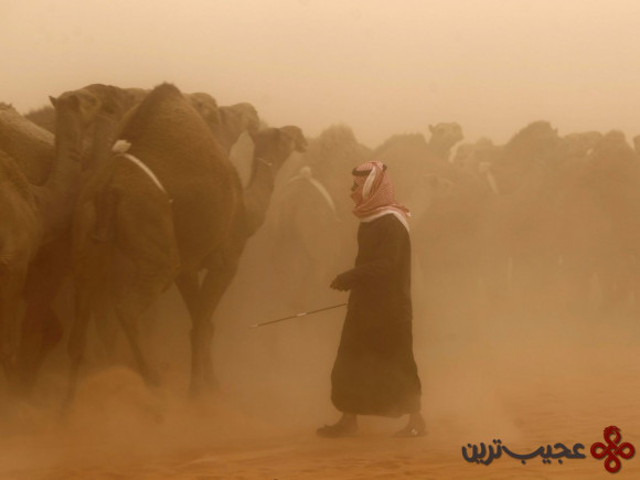 عربستان سعودی بزرگترین کشور بدون رودخانه در جهان است