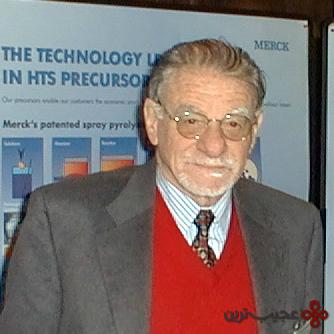 عکس کاور تولد کارل الکساندر مولر فیزیکدان سوئیسی