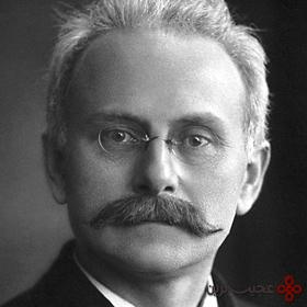 عکس کاور تولد یوهانس اشتارک فیزیکدان آلمانی