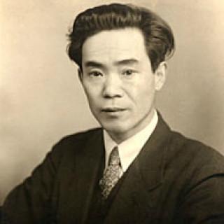 عکس کاور مرگ اوکیچیرو ناکایا فیزیکدان و دانشمند ژاپن