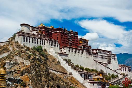 قصر پوتالا (potala palace)، تبت، چین