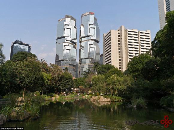 مرکز لیپو، هنگگنگ