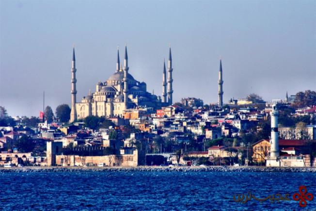 مسجد آبی 1
