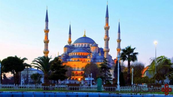 مسجد آبی 3