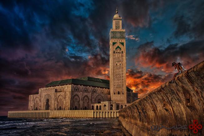 مسجد حسن دوم 1