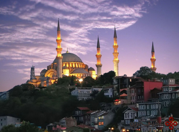مسجد سلیمیه 1