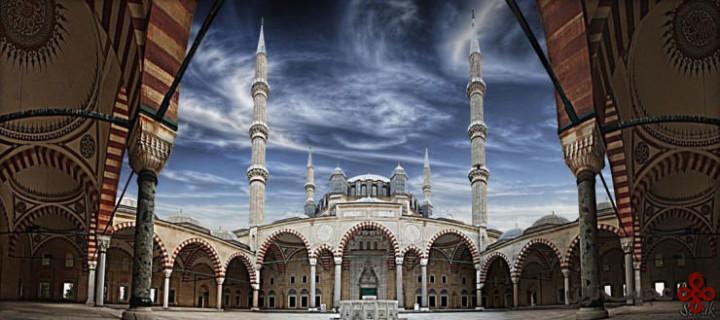 مسجد سلیمیه 2
