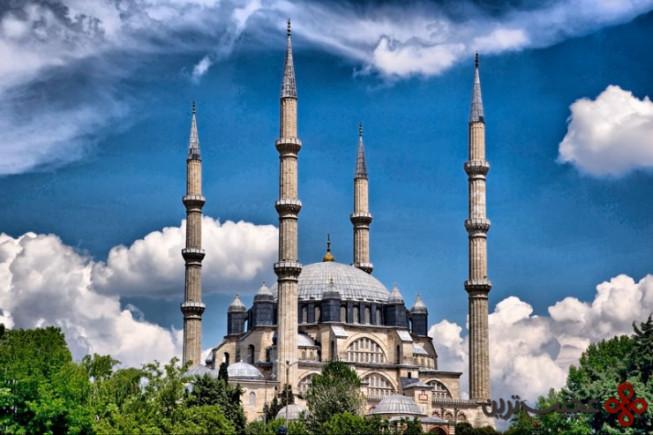 مسجد سلیمیه 3