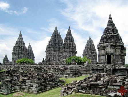 معبد prambanan، جاوه مرکزی، اندونزی