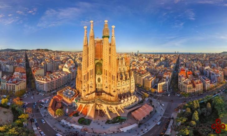 معماریهای بارسلونا 1