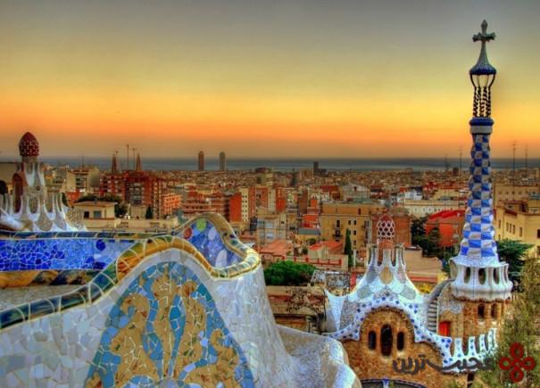 معماریهای بارسلونا 3