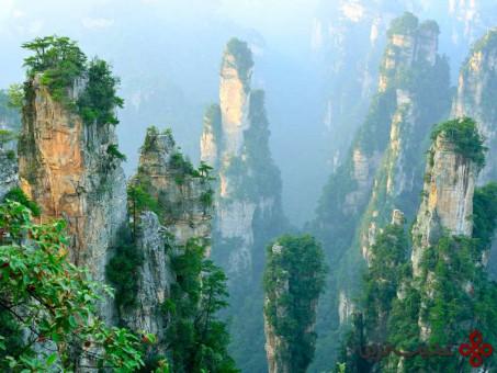 منطقهٔ وولینگیوان، zhangjiajie، چین
