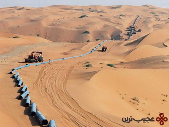 میدان نفتی غوار این کشور برای پرکردن ۴،۷۷۰،۸۹۷ استخر در سایز استاندارد المپیک کافی است