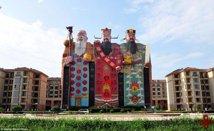 هتل تیانزی، سانهه، چین