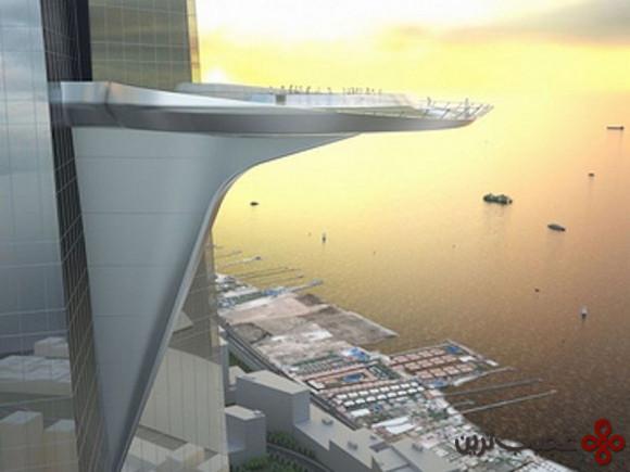 هزینهی ساخت این برج بلند ۱۹ ۲ برابر بیشتر ازدرآمد تیلور سوئیفت(taylor swift) خواننده ثروتمند آمریکایی در سال گذشته است